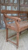 Antique Daybed Bench, South India <b> SOLD <b>